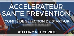 3 NOUVELLES START-UP INTÈGRENT L'ACCÉLÉRATEUR « SANTÉ – PRÉVENTION DANS LE BTP »